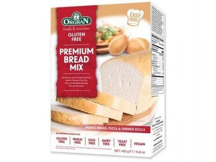Mix pour pain ou pizza sans gluten