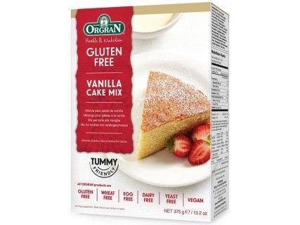 Mix pour gâteau à la vanille