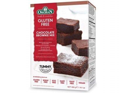 Mix pour Brownie au chocolat