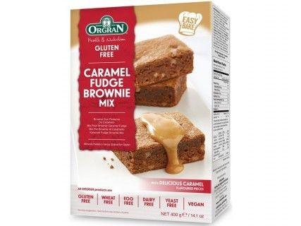Mix pour Brownie au caramel