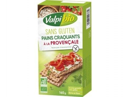 Pains Craquants Provençal