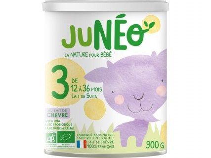 Junéo Chèvre Croissance