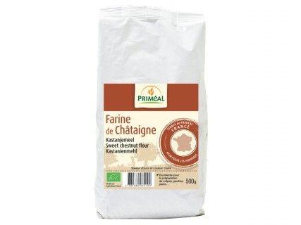 Farine de châtaigne - 500g