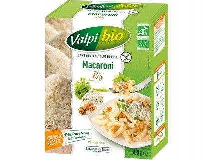 Macaroni de Riz bio
