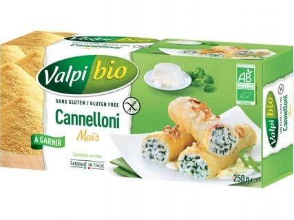 Cannelloni de Maïs bio