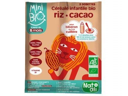 Céréales Minibio Cacao