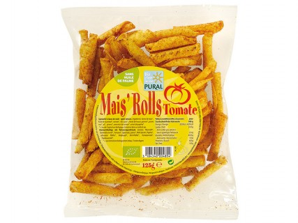 Mais'Roll Tomates - 125g