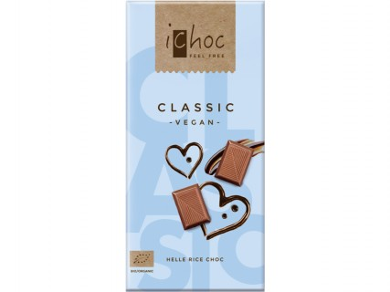 """Tablette de Chocolat """"au lait"""" sans lait - 80g"""