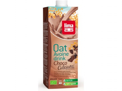 Boisson Avoine Chocolat Calcium - 1L