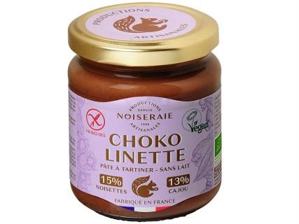 Pâte à tartiner Chocolinette - 220g