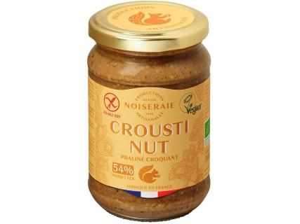 Pâte à tartiner CroustiNut - 300g