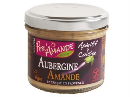 Tartinade Aubergine Amande - 90g