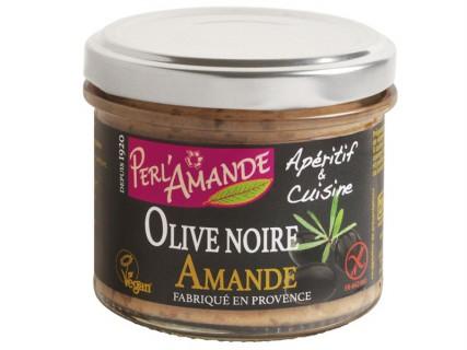Tartinade Olive noire - Amande - 90g