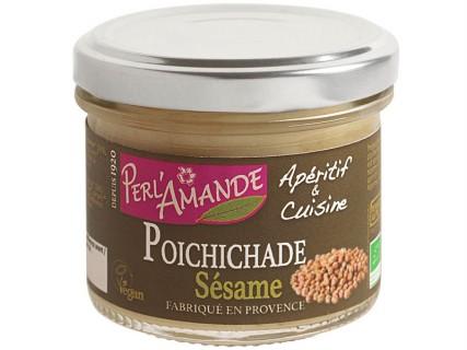 Tartinade Pois Chiche - Sésame - 90g