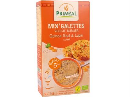 Mix pour Galettes de Quinoa et Lupin - 2x125g