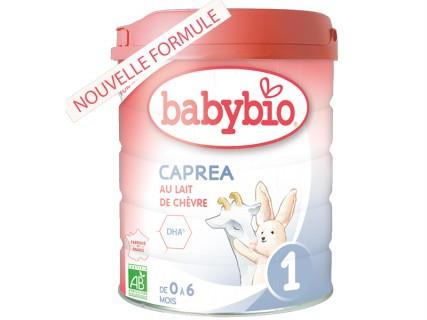 Lait infantile Caprea 1 - Nouvelle formule - 800g