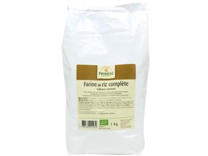 Farine de riz complet - 1kg - DLUO Proche