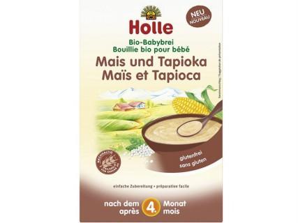 Bouillie de Maïs et Tapioca Holle - 250g