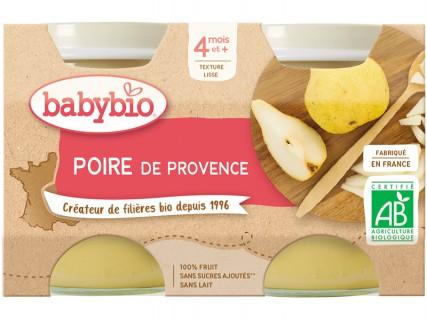 Pots Poire de Provence  2x130g