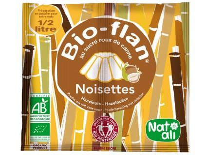 Bioflan Noisettes au sucre de canne