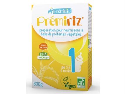 Premiriz - 1er âge - 600g