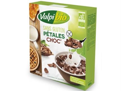 Pétales Choc Valpibio - 275g