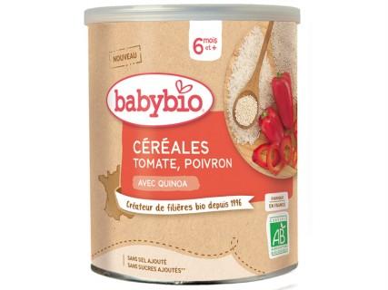 Céréales Tomate Poivron - 220g