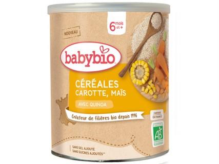 Céréales Carottes Maïs - 220g