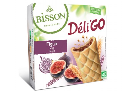 Biscuits Fourrés Figue Déli'Go - 150g