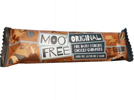 Barre snack de chocolat original, sans lait, sans œuf, sans gluten, sans soja - 35g