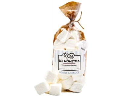 Guimauves vanille - Les Momettes - 100g
