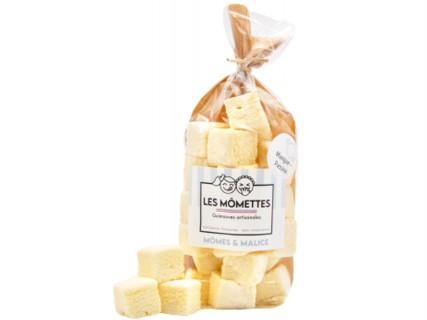 Guimauves mangue passion - Les Momettes - 100g