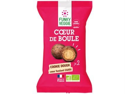 Cœur de boule Cookie Cajou