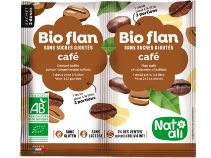 Bioflan Café sans sucre ajouté