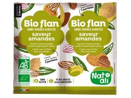 Bioflan Amandes sans sucre ajouté