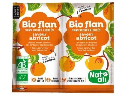 Bioflan Abricot sans sucre ajouté