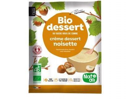 Biodessert Crème Noisettes