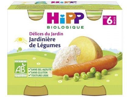 Jardinière de Légumes 2x190g