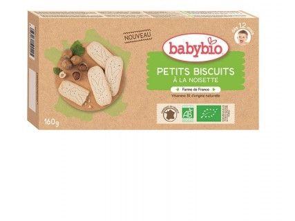 Petits Biscuits à la Noisette