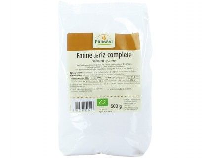 Farine de riz complet - 500g
