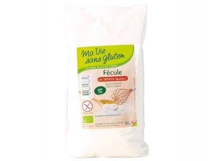 Fécule de tapioca (manioc) - 500g