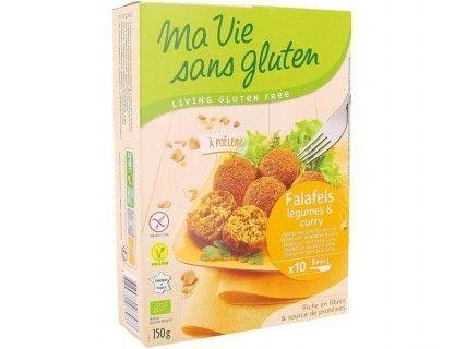 Falafels vegans légumes & curry - 150g