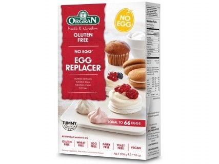 Substitut d'œuf pour vos préparations