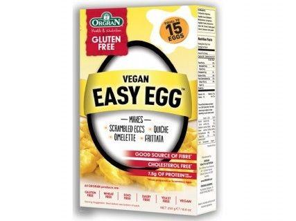 Substitut d'œuf pour œufs brouillés