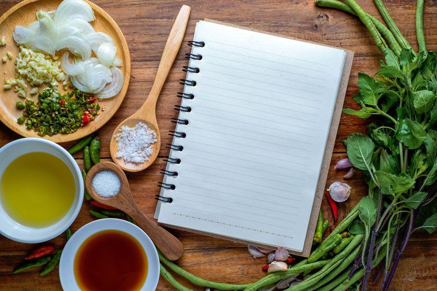 carnet alimentaire - vivre avec l'allergie au quotidien