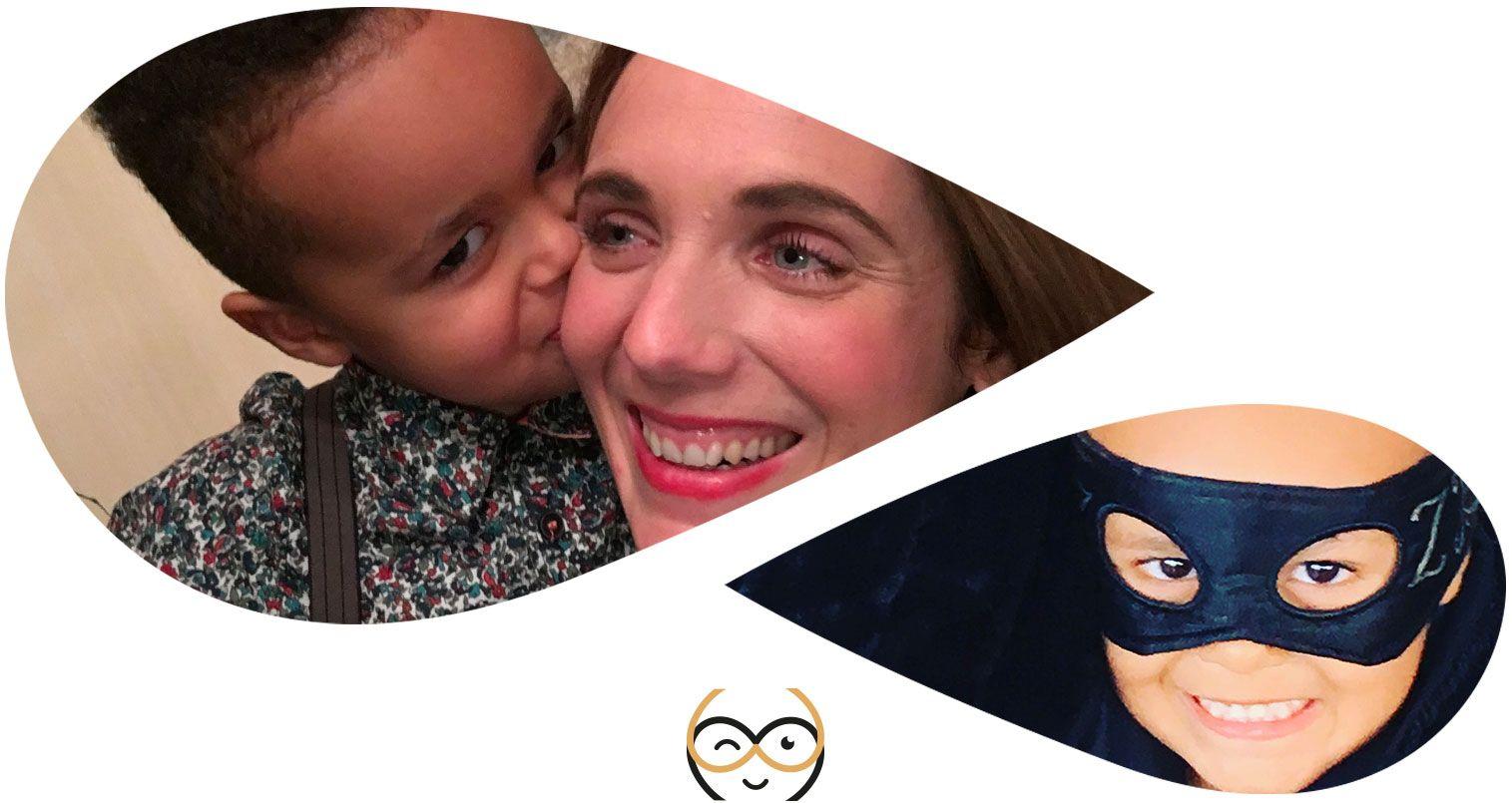 témoignage d'une maman avec un enfant allergique