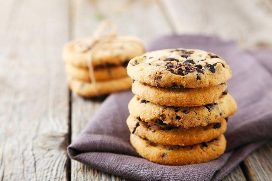 recette cookie sans gluten et sans oeufs