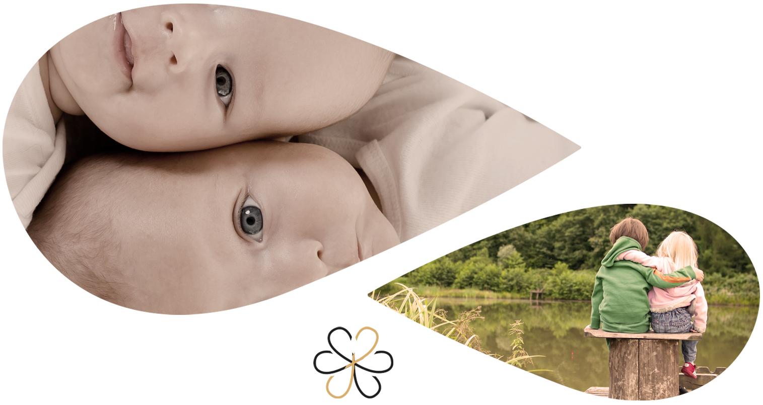 Célia, maman de jumeaux polyallergiques