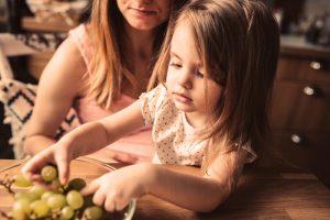 témoignage d'une maman d'une petite fille allergique à plusieurs aliments
