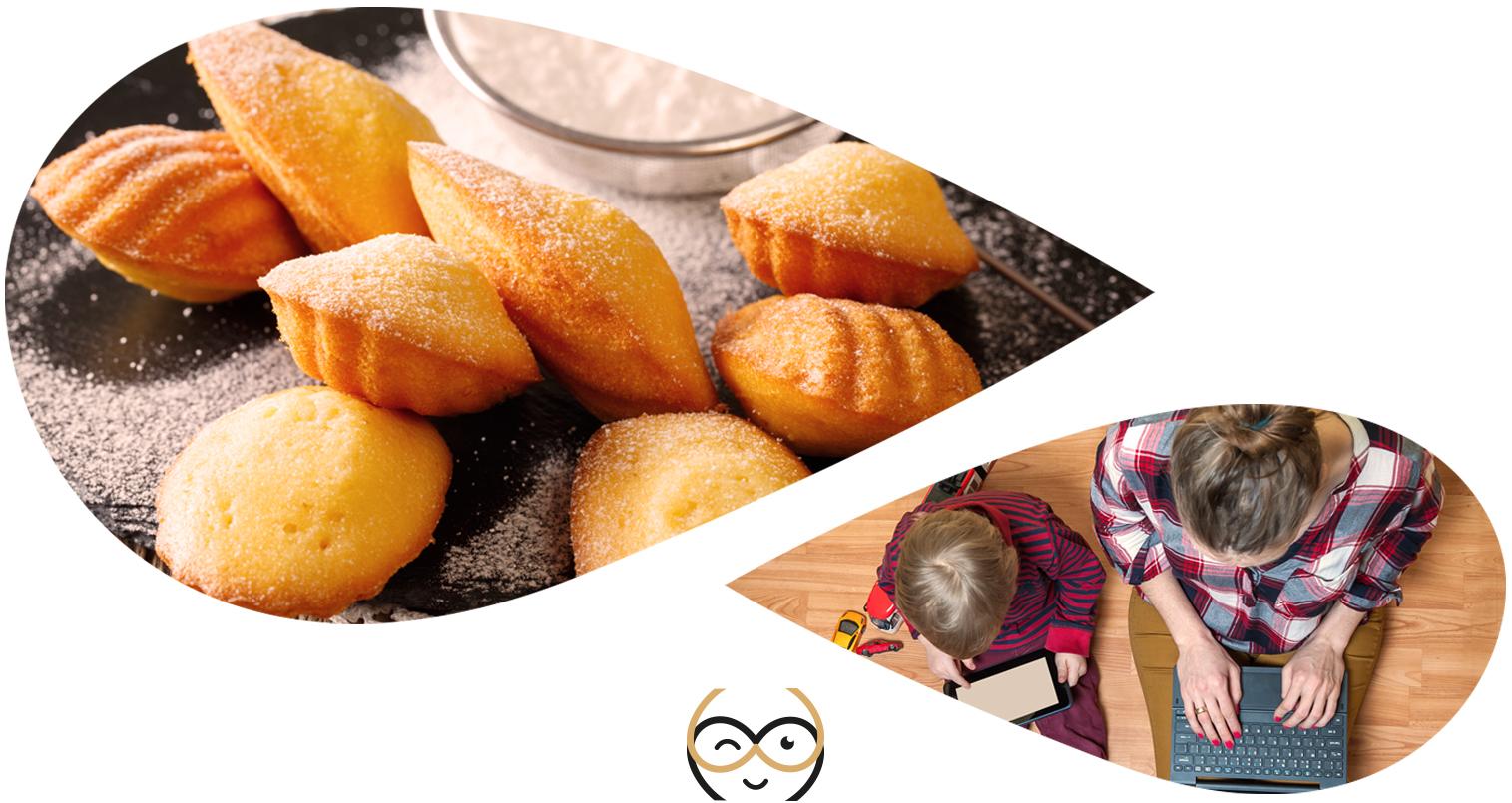 Déguster de bons biscuits sans lait et sans lactose